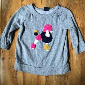 CUTE💗Gap Sweatshirt-Size 12/18 M